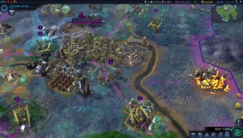 Screenshot 4 - Sid Meier's Civilization Beyond Earth (Mac)