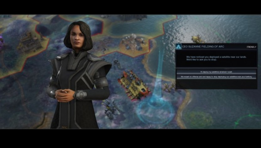 Screenshot 6 - Sid Meier's Civilization Beyond Earth (Mac)