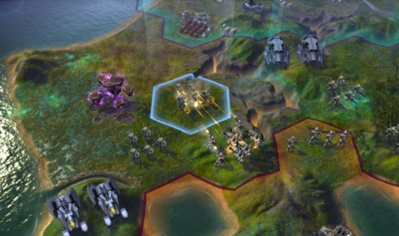 Screenshot 7 - Sid Meier's Civilization Beyond Earth (Mac)