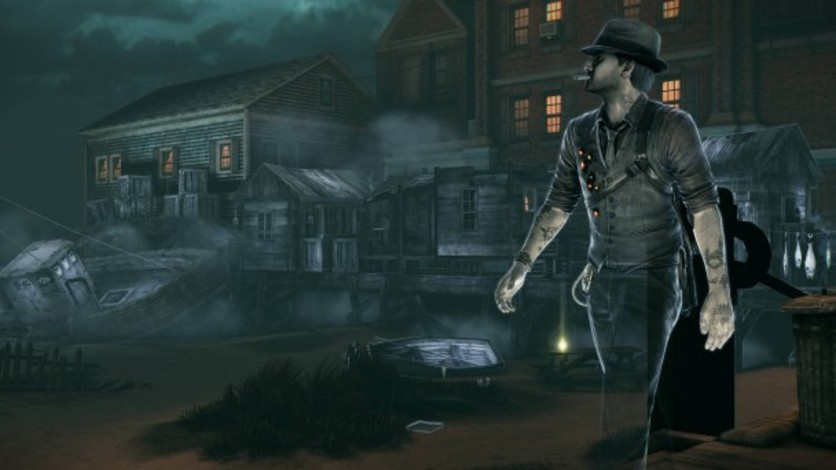 Screenshot 9 - Murdered: Soul Suspect