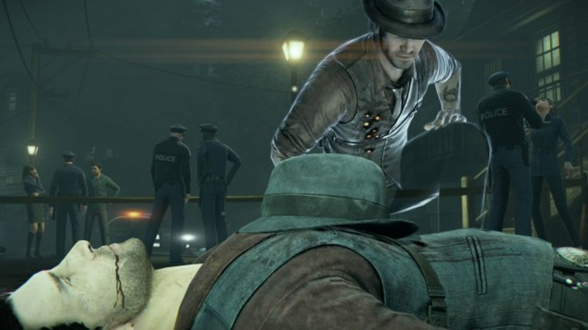 Screenshot 8 - Murdered: Soul Suspect