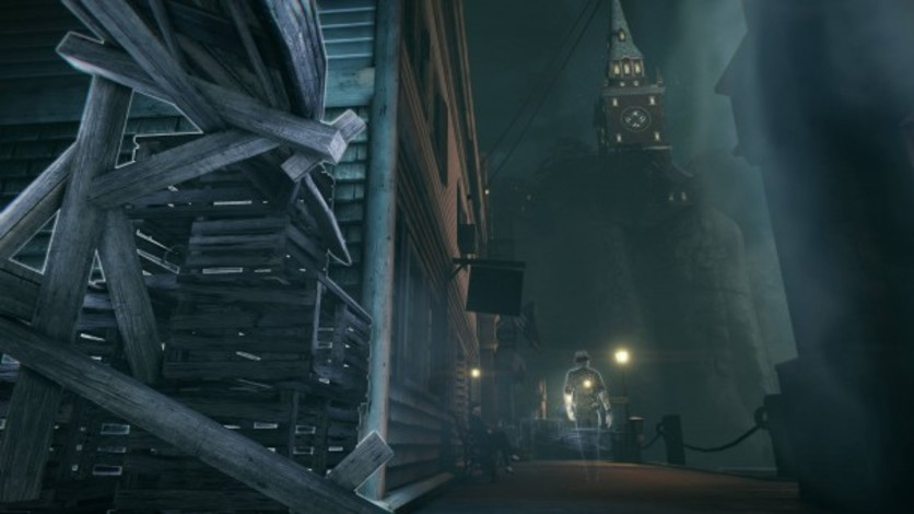 Screenshot 3 - Murdered: Soul Suspect