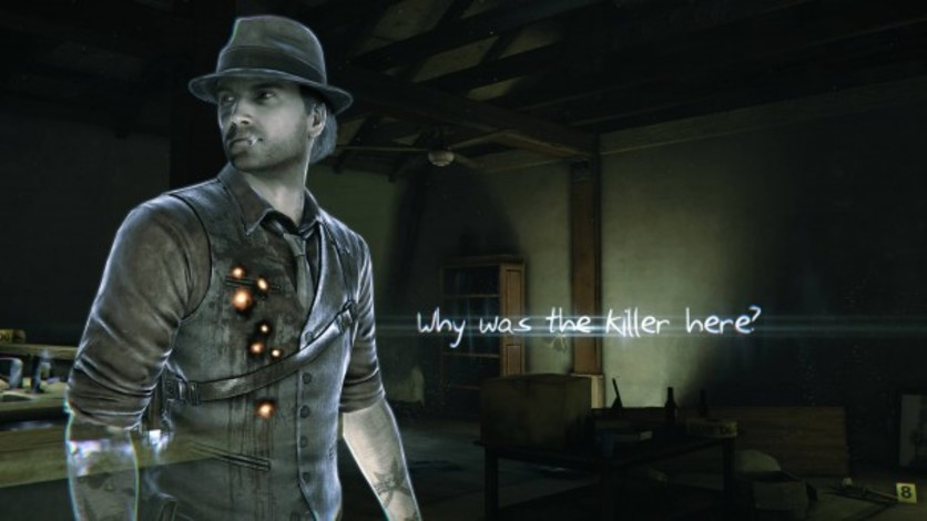Screenshot 4 - Murdered: Soul Suspect