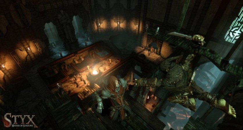 Screenshot 4 - Styx: Master of Shadows