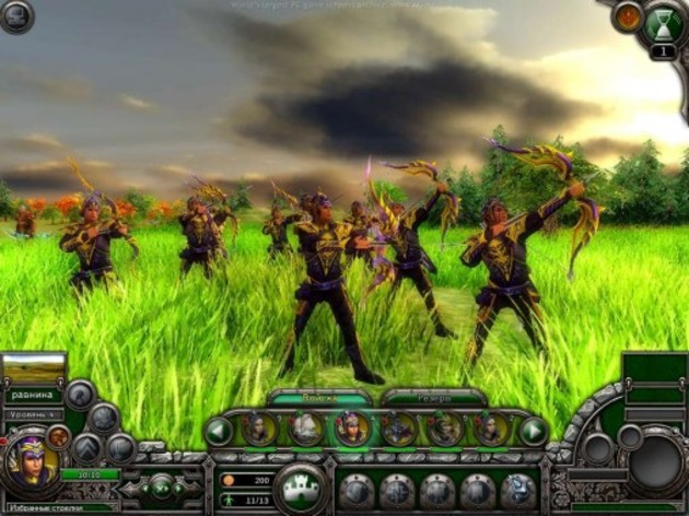 Screenshot 12 - Elven Legacy