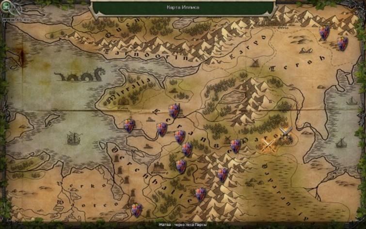 Screenshot 6 - Elven Legacy