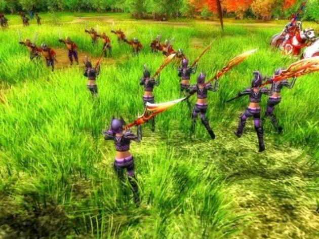 Screenshot 11 - Elven Legacy