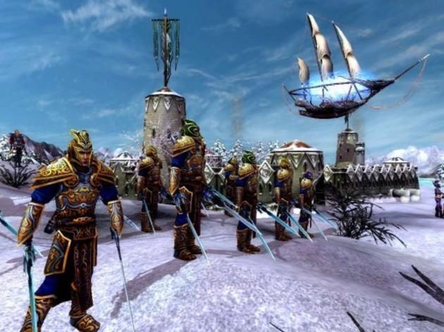 Screenshot 9 - Elven Legacy