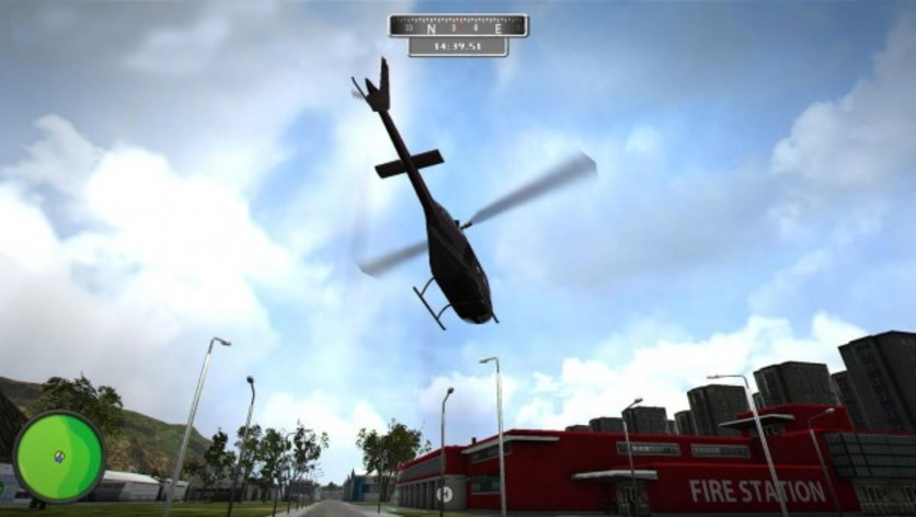 Screenshot 2 - Helicopter 2015: Natural Disasters