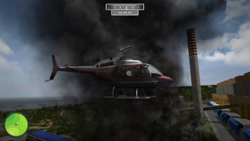 Screenshot 3 - Helicopter 2015: Natural Disasters