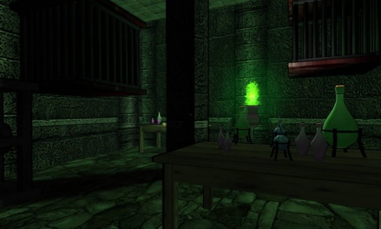 Screenshot 19 - Guise of the Wolf
