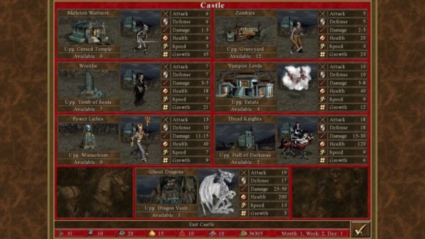 Screenshot 7 - Heroes of Might & Magic III HD Edition