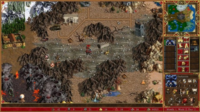 Screenshot 3 - Heroes of Might & Magic III HD Edition