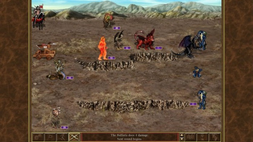 Screenshot 2 - Heroes of Might & Magic III HD Edition