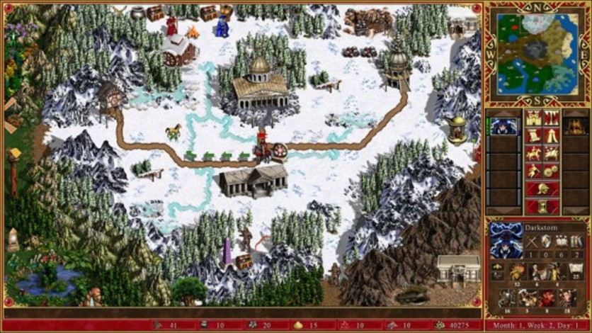 Screenshot 6 - Heroes of Might & Magic III HD Edition