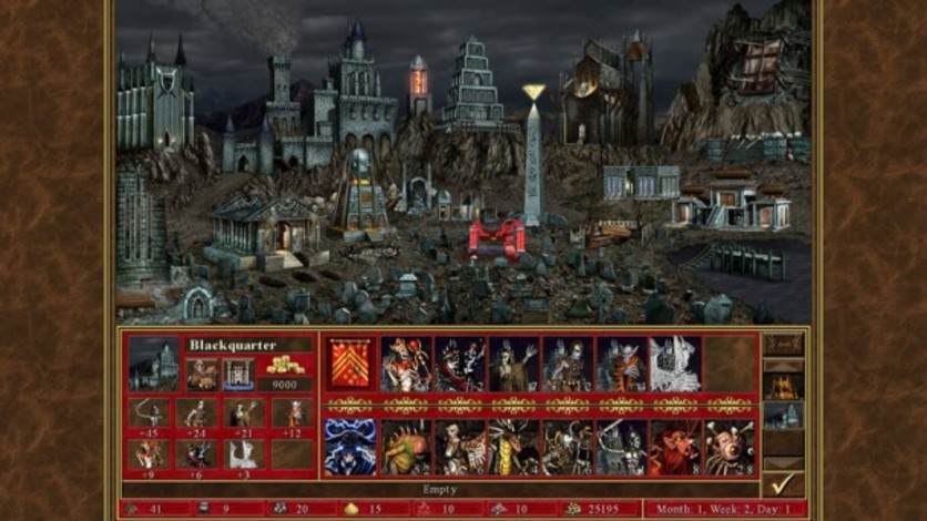 Screenshot 8 - Heroes of Might & Magic III HD Edition