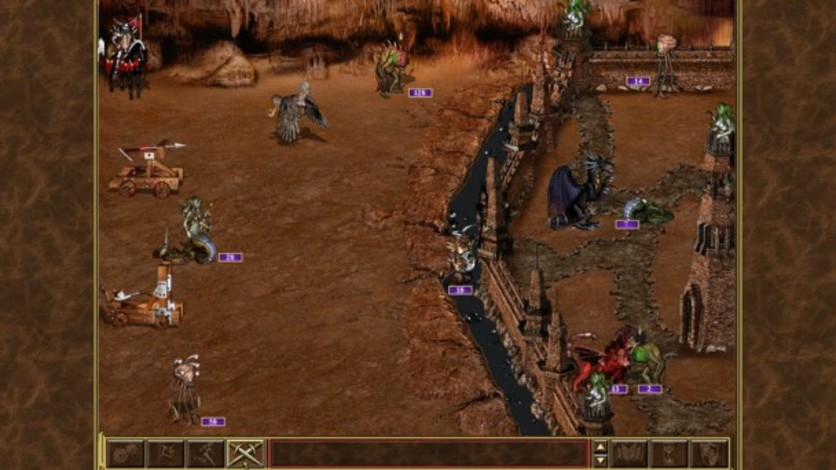 Screenshot 4 - Heroes of Might & Magic III HD Edition