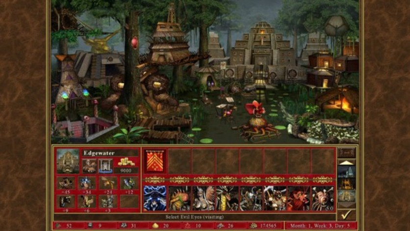 Screenshot 5 - Heroes of Might & Magic III HD Edition