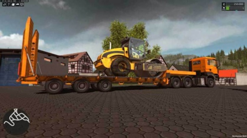 Screenshot 5 - Construction Simulator 2015