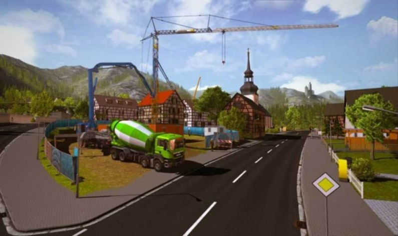 Screenshot 3 - Construction Simulator 2015