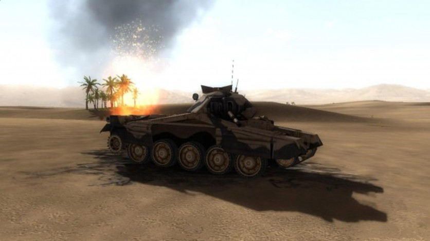 Screenshot 7 - Theatre of War 2: Centauro
