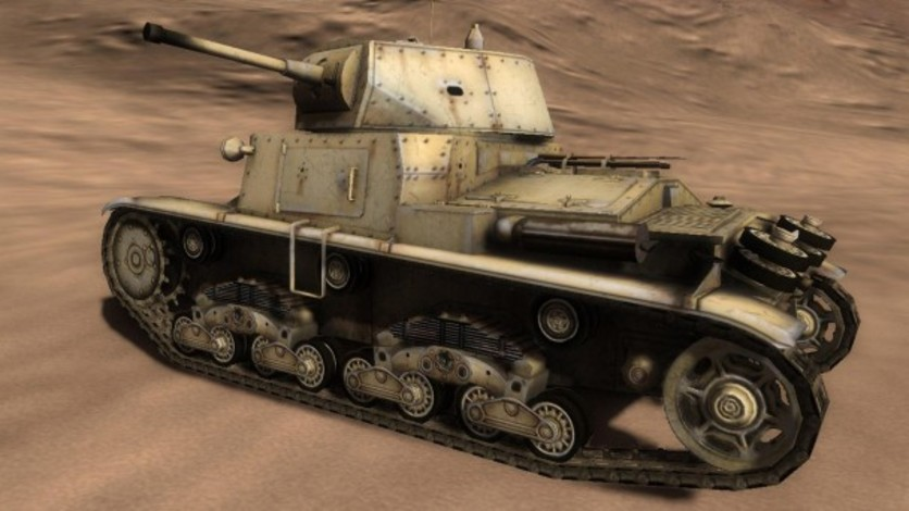 Screenshot 4 - Theatre of War 2: Centauro