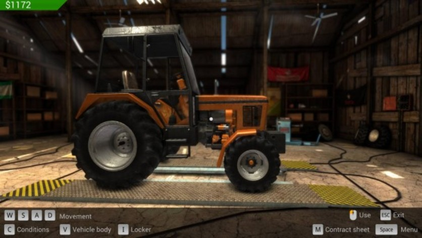 Screenshot 5 - Farm Mechanic Simulator 2015