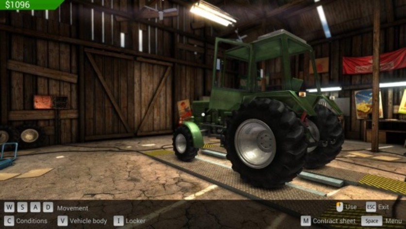 Screenshot 2 - Farm Mechanic Simulator 2015