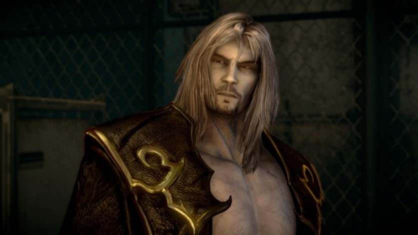 Screenshot 2 - Castlevania: Lords of Shadow 2 - Dark Dracula Costume