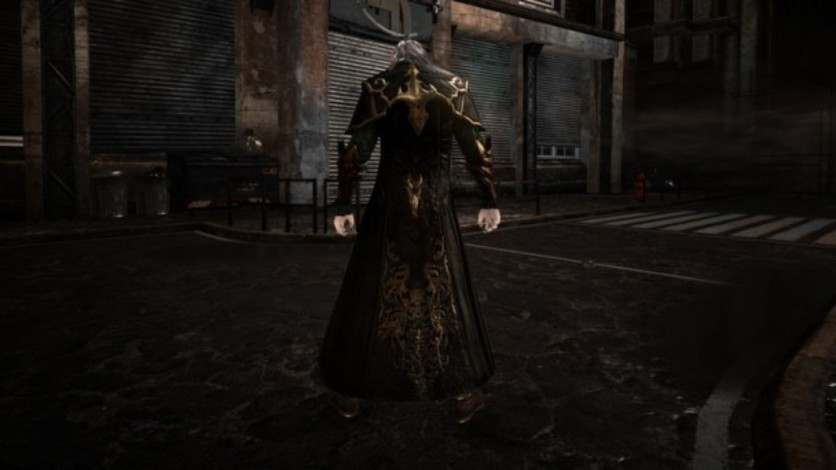 Screenshot 1 - Castlevania: Lords of Shadow 2 - Dark Dracula Costume