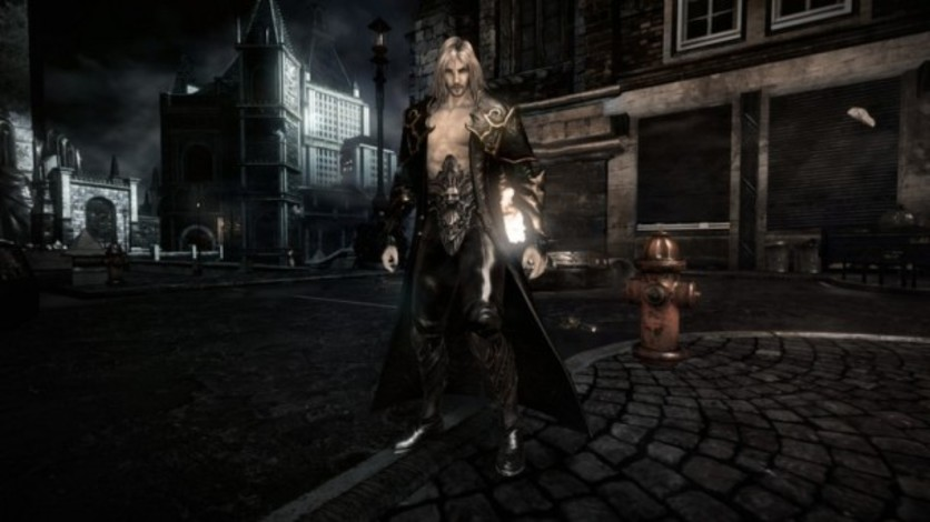 Screenshot 3 - Castlevania: Lords of Shadow 2 - Dark Dracula Costume