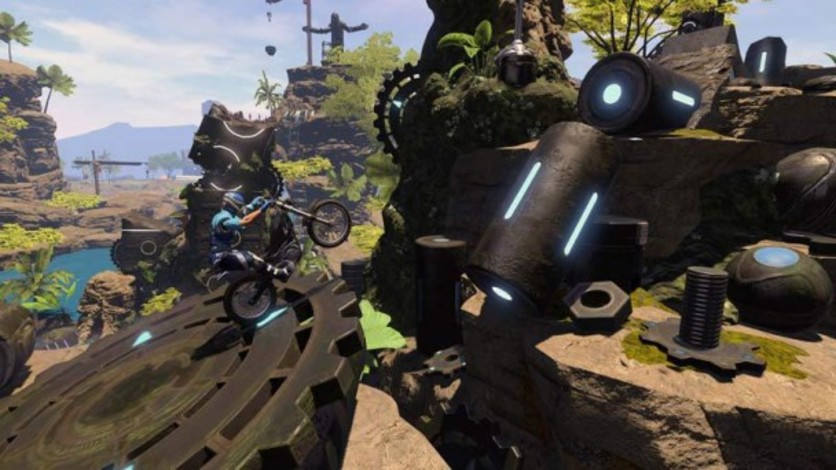 Screenshot 3 - Trials Fusion: Welcome to the Abyss