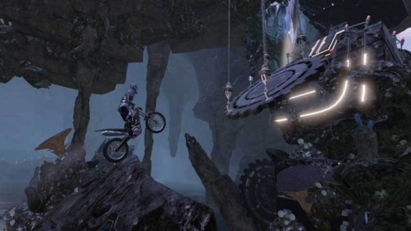 Screenshot 5 - Trials Fusion: Welcome to the Abyss