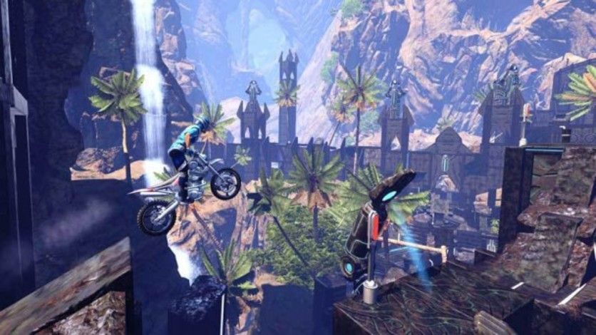 Screenshot 11 - Trials Fusion: Welcome to the Abyss