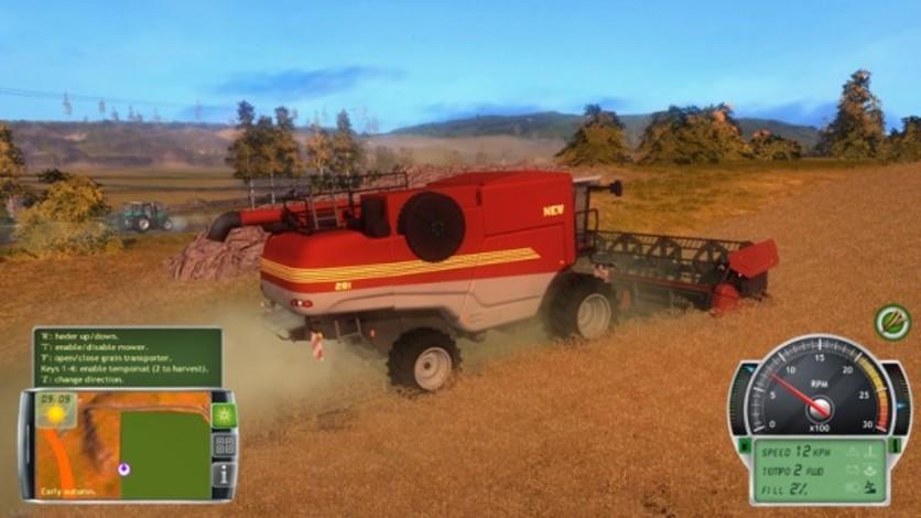 Screenshot 2 - Professional Farmer 2014