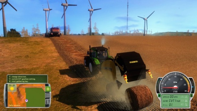Screenshot 4 - Professional Farmer 2014