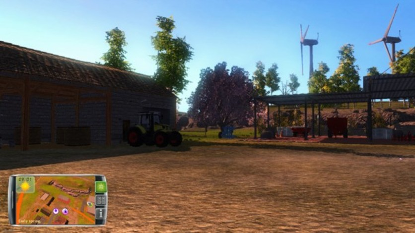 Screenshot 6 - Professional Farmer 2014