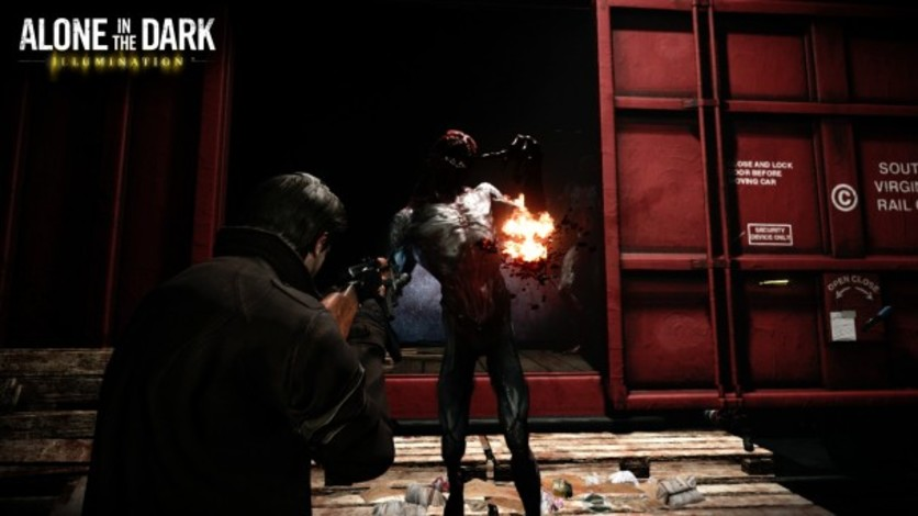 Screenshot 13 - Alone in the Dark: Illumination