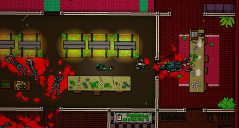 Screenshot 2 - Hotline Miami 2: Wrong Number - Digital Special Edition