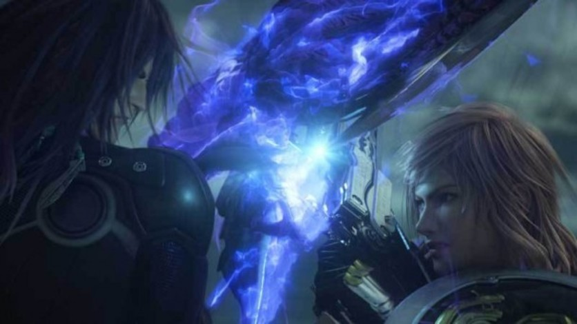 Screenshot 5 - FINAL FANTASY XIII-2