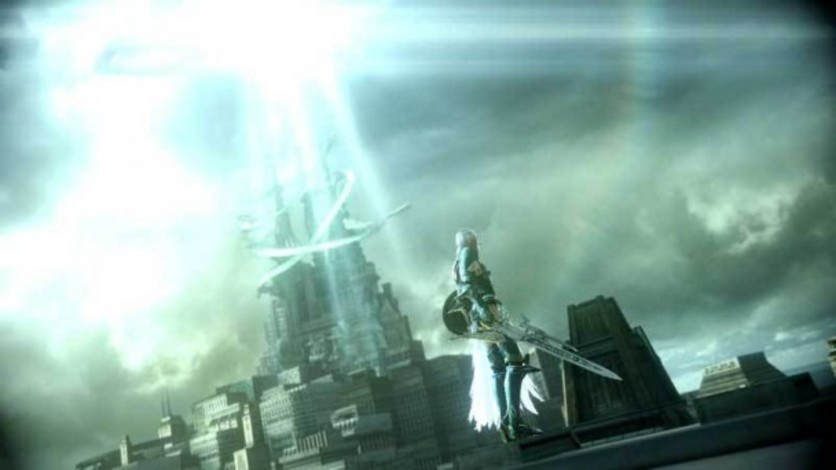 Screenshot 7 - FINAL FANTASY XIII-2