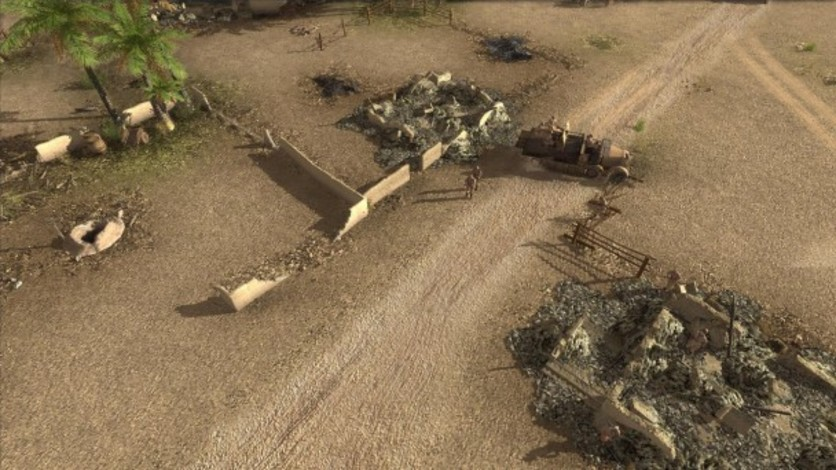 Screenshot 3 - Theatre Of War 2: Africa 1943