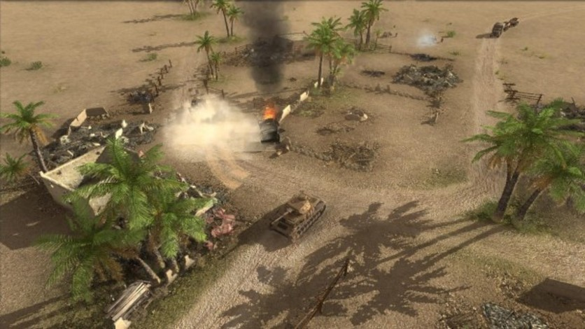 Screenshot 4 - Theatre Of War 2: Africa 1943