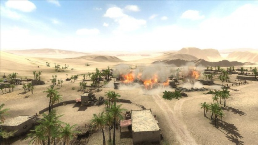 Screenshot 7 - Theatre Of War 2: Africa 1943