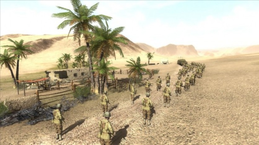 Screenshot 2 - Theatre Of War 2: Africa 1943