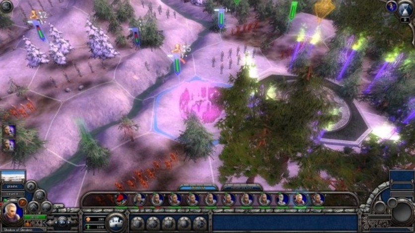 Screenshot 3 - Elven Legacy: Magic