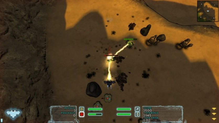 Screenshot 11 - Steel Storm: Burning Retribution