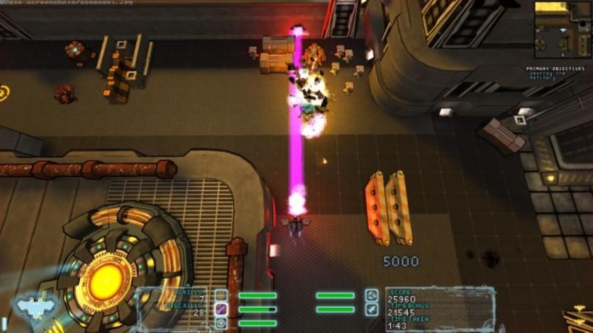 Screenshot 2 - Steel Storm: Burning Retribution