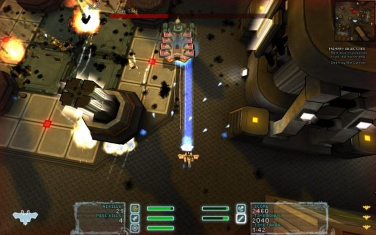 Screenshot 9 - Steel Storm: Burning Retribution
