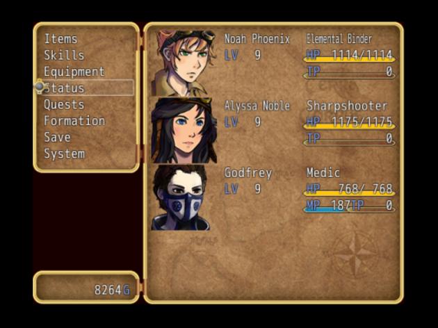 Screenshot 13 - Steel & Steam